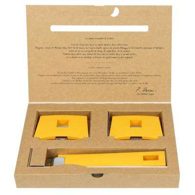 Mutine 3-Piece Yellow Handles