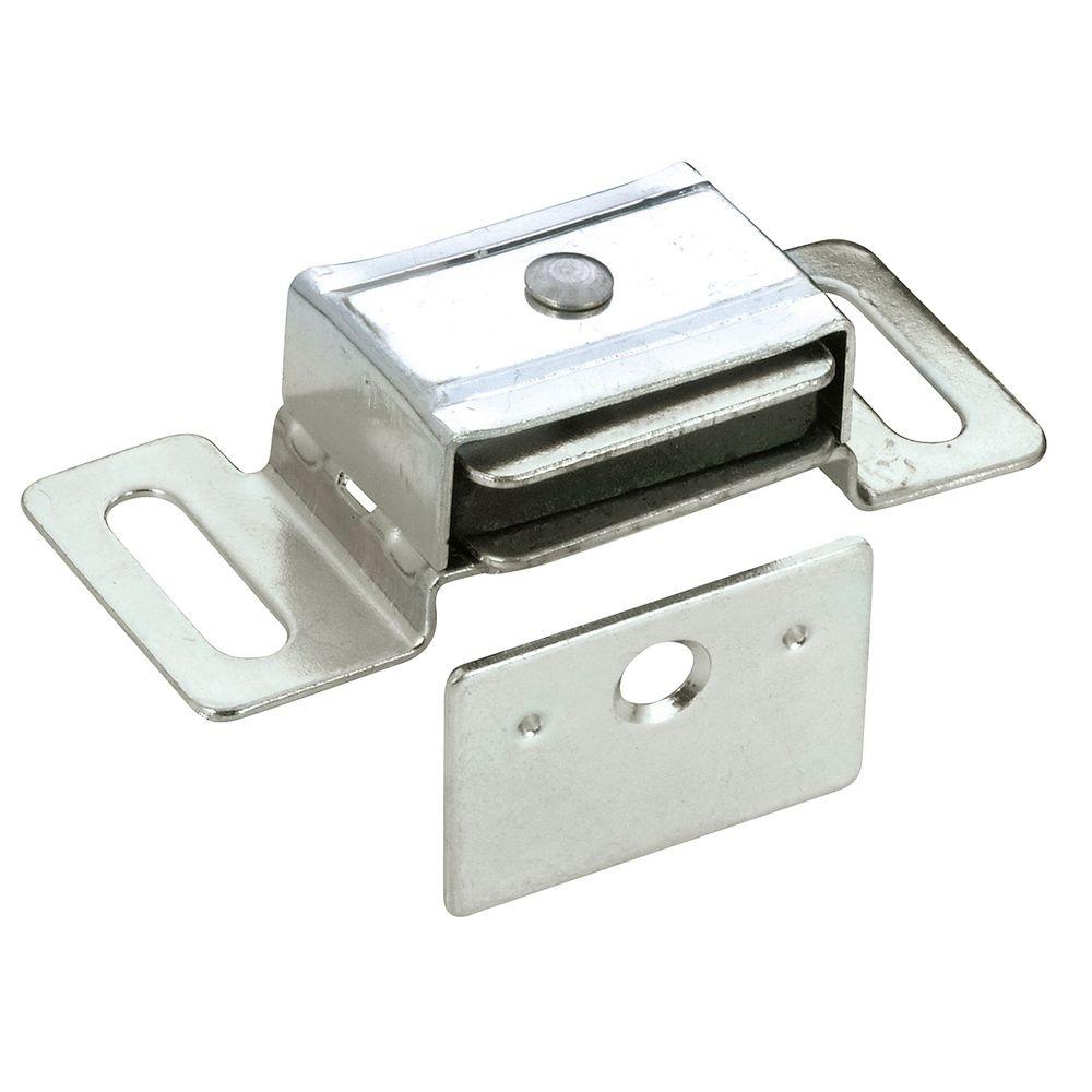 cabinet magnetic catch richelieu hardware aluminum magnetic catch bp504510 the 12964