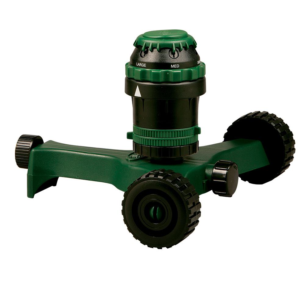 Orbit 5,000 sq  ft  Gear Drive Sprinkler on Base