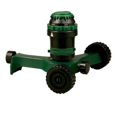 5,000 sq. ft. Gear Drive Sprinkler on Base