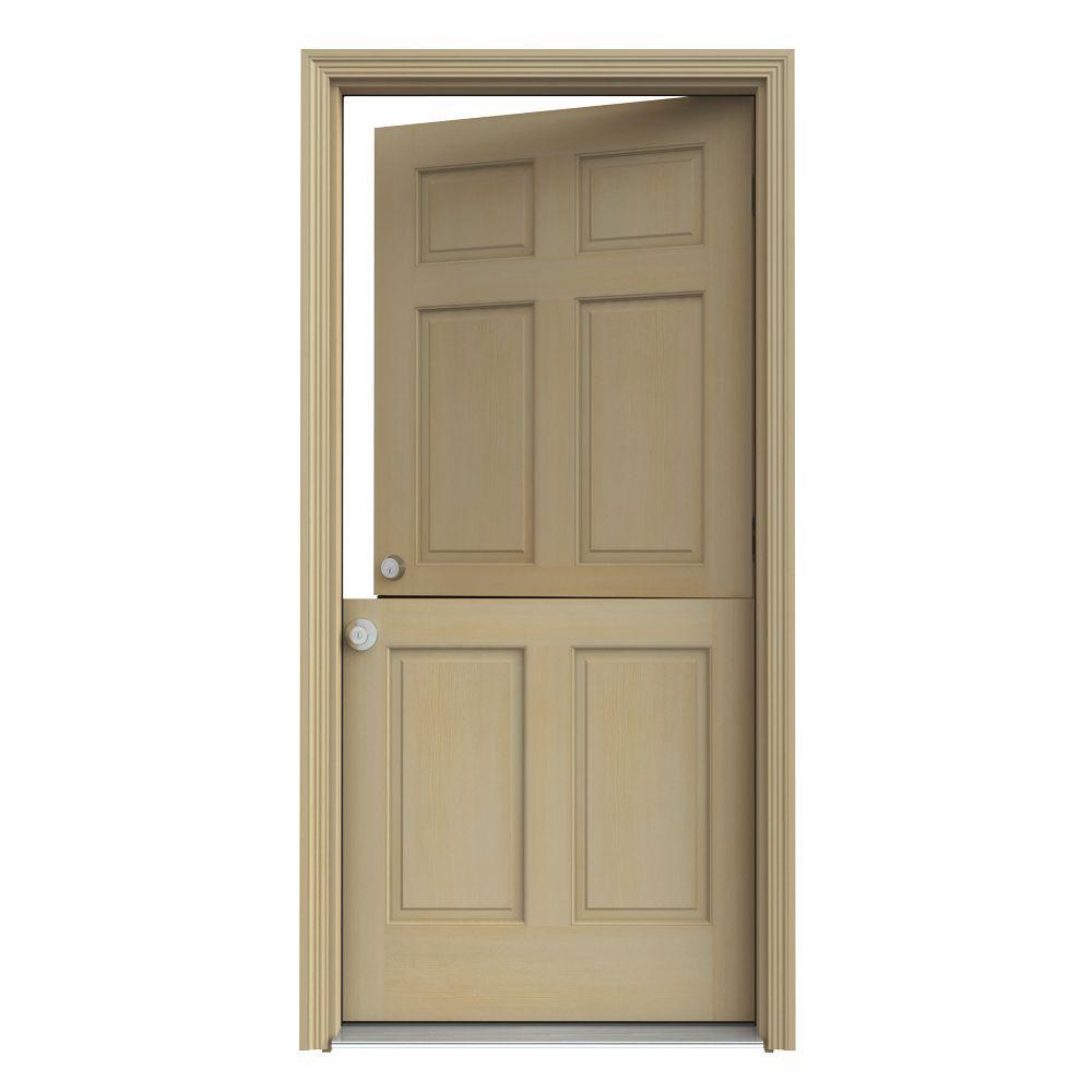 Dutch - Front Doors - Exterior Doors - The Home Depot