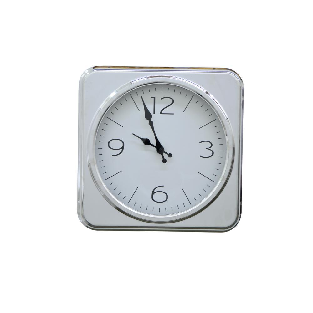 14 in. Wall Clock