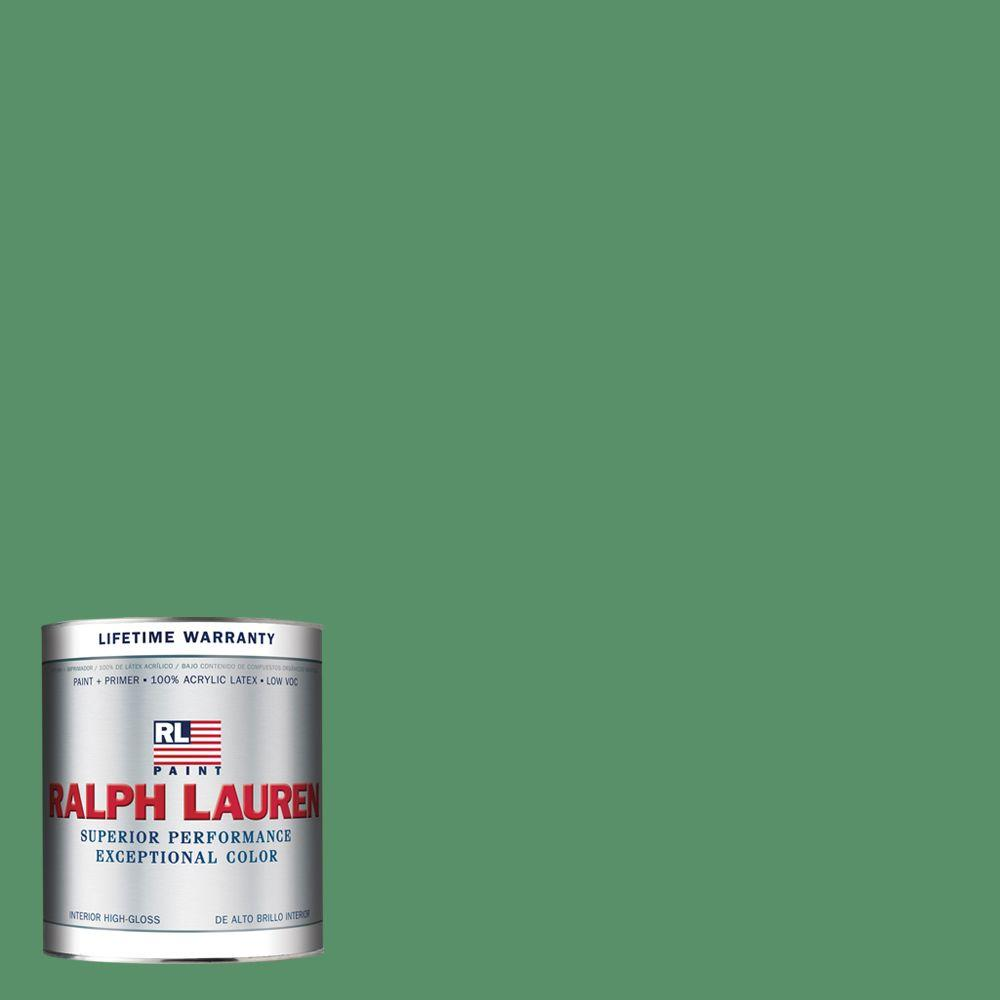 Ralph Lauren 1-qt. Parlor Green Hi-Gloss Interior Paint