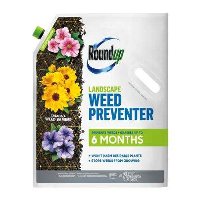 13 lbs. Landscape Weed Preventer