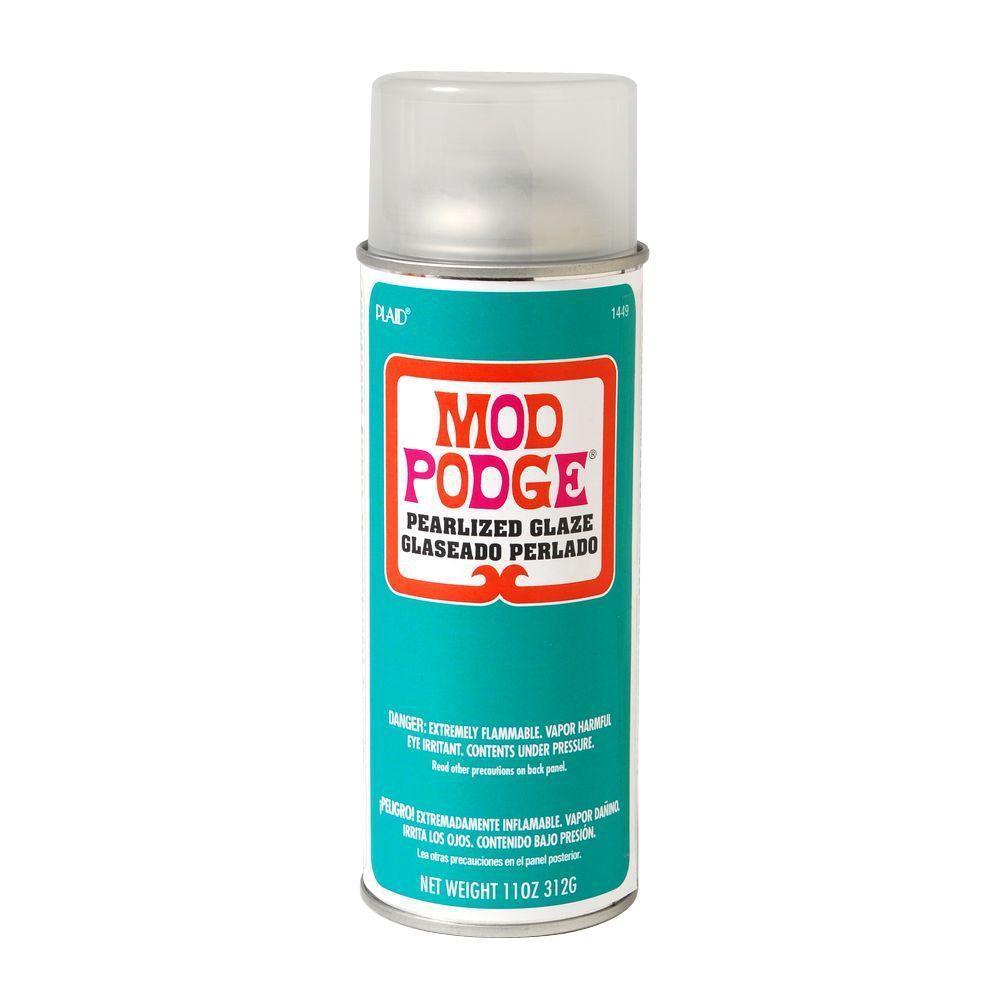Plaid Mod Podge 11-oz. Pearlized Spray Sealer