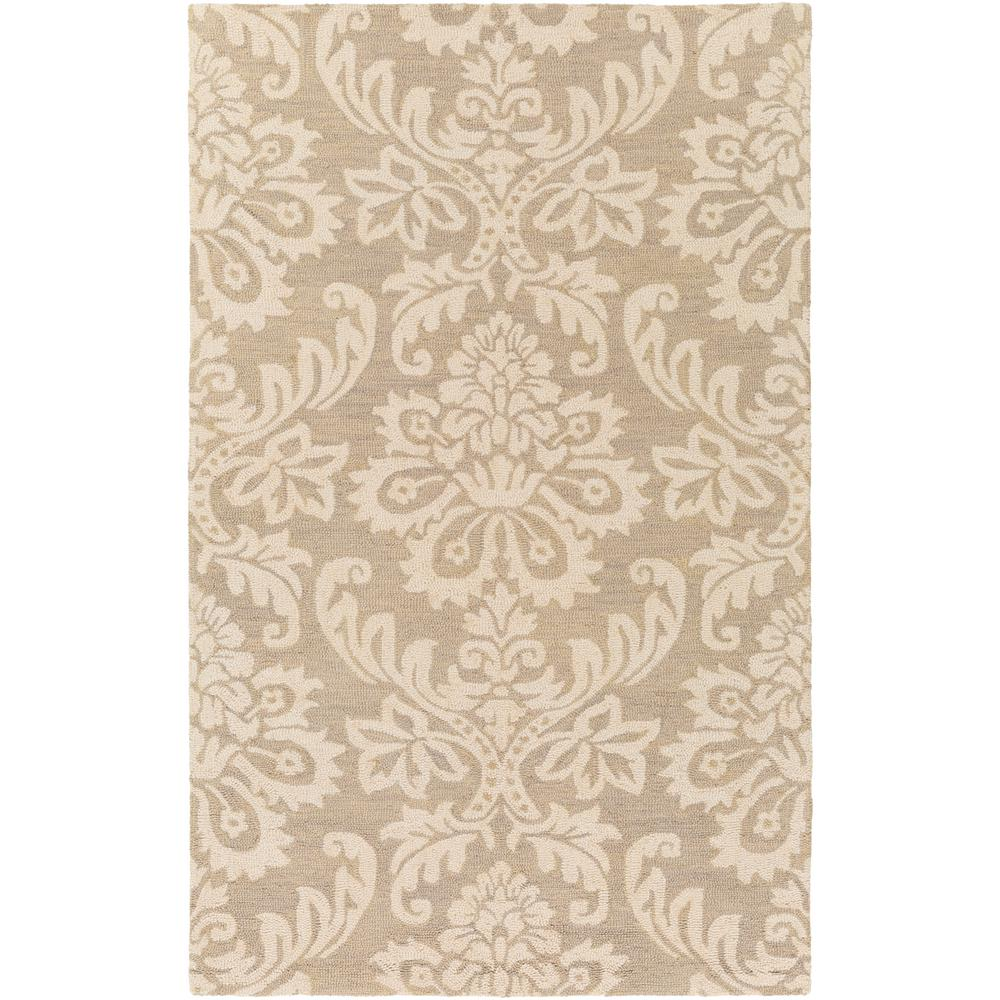 Rhodes Luna Beige 8 ft. x 10 ft. Indoor Area Rug
