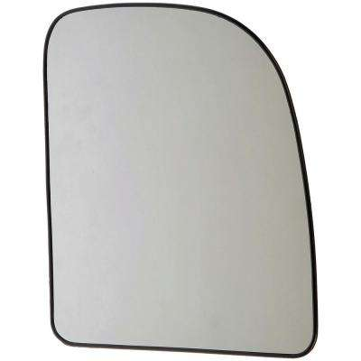 Door Mirror Glass - Right Upper
