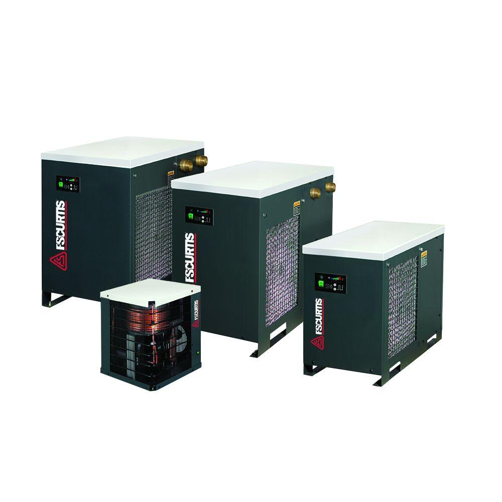 FS-Curtis SCFM Refrigerated Air Dryer-RNP125 - The Home Depot