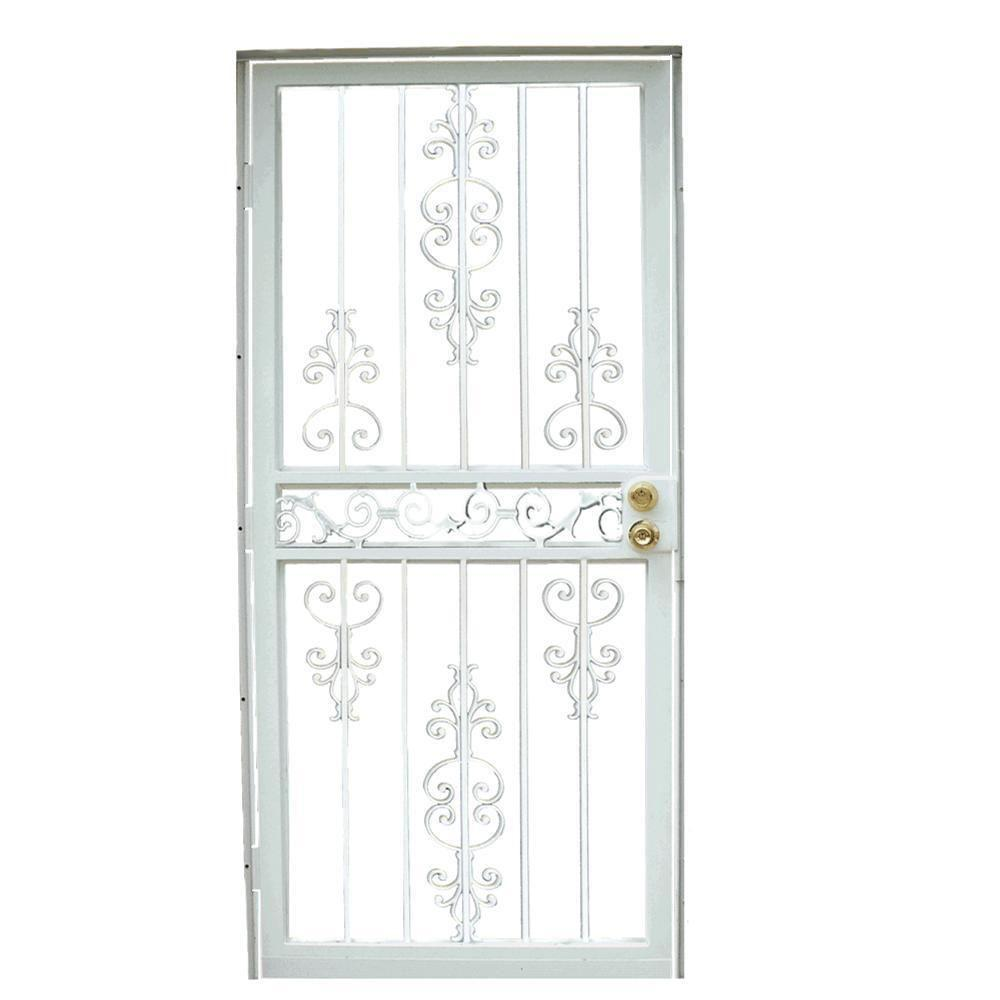 32 x 80 - Security Doors - Exterior Doors - The Home Depot
