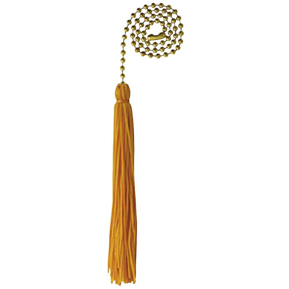 Westinghouse Gold Tassel Pull Chain