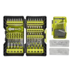 Deal for RYOBI Drill and Impact Rated Drive Kit 142-Piece A981421 for 9.88
