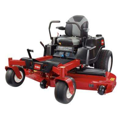 TimeCutter MX6050 60 in. Fab 24.5 HP V-Twin Gas Zero-Turn Riding Mower with Smart Speed