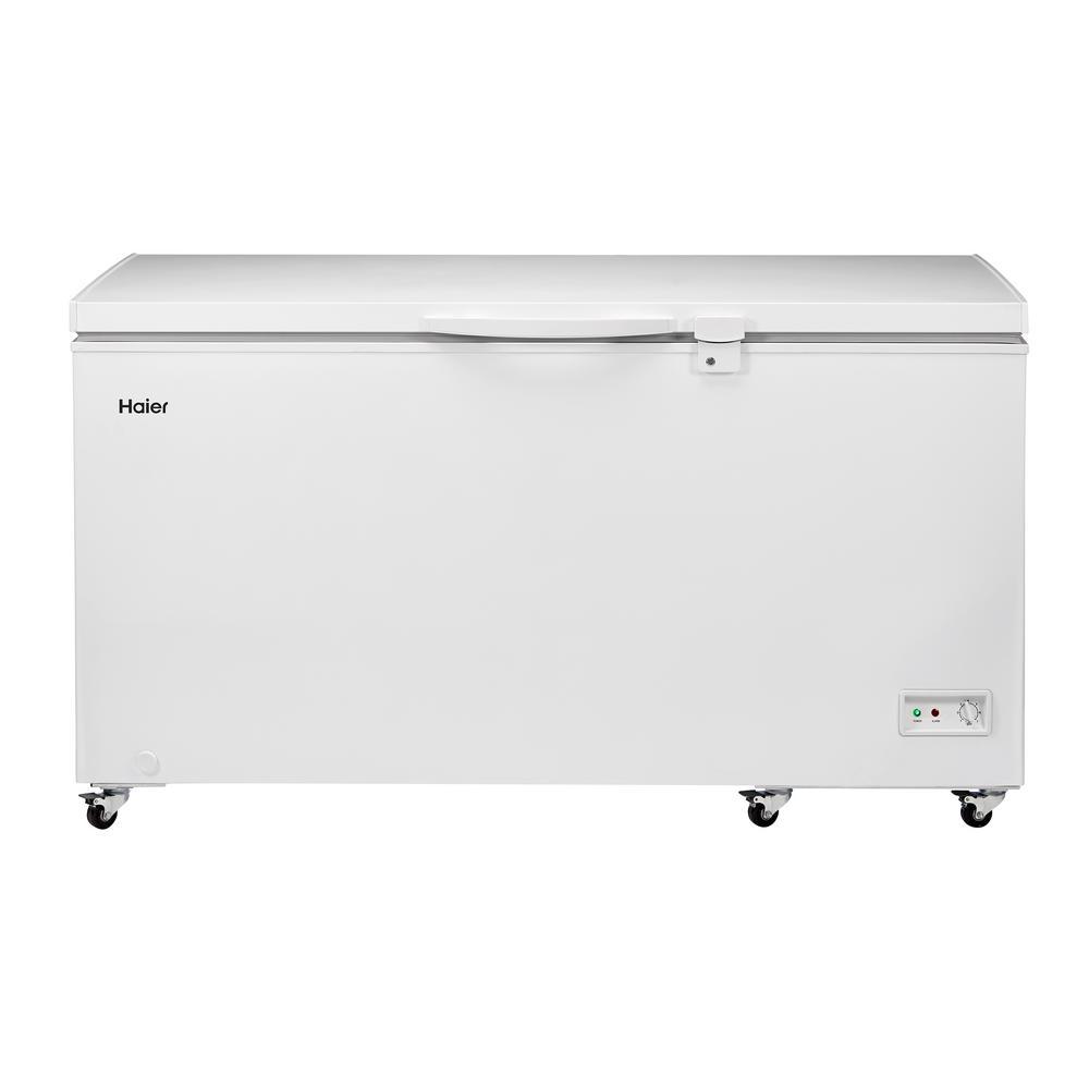 Haier 14.5 cu. ft. Chest Freezer in White