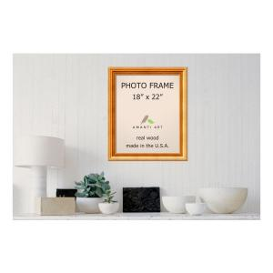 Amanti Art Townhouse 18 inch x 22 inch Gold Picture Frame by Amanti Art
