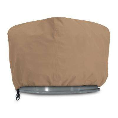 23 in. D Turbine Cover