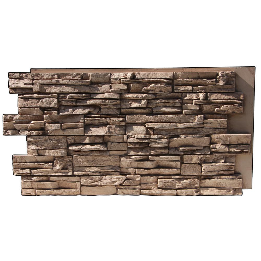 Stone Veneer Siding Siding The Home Depot