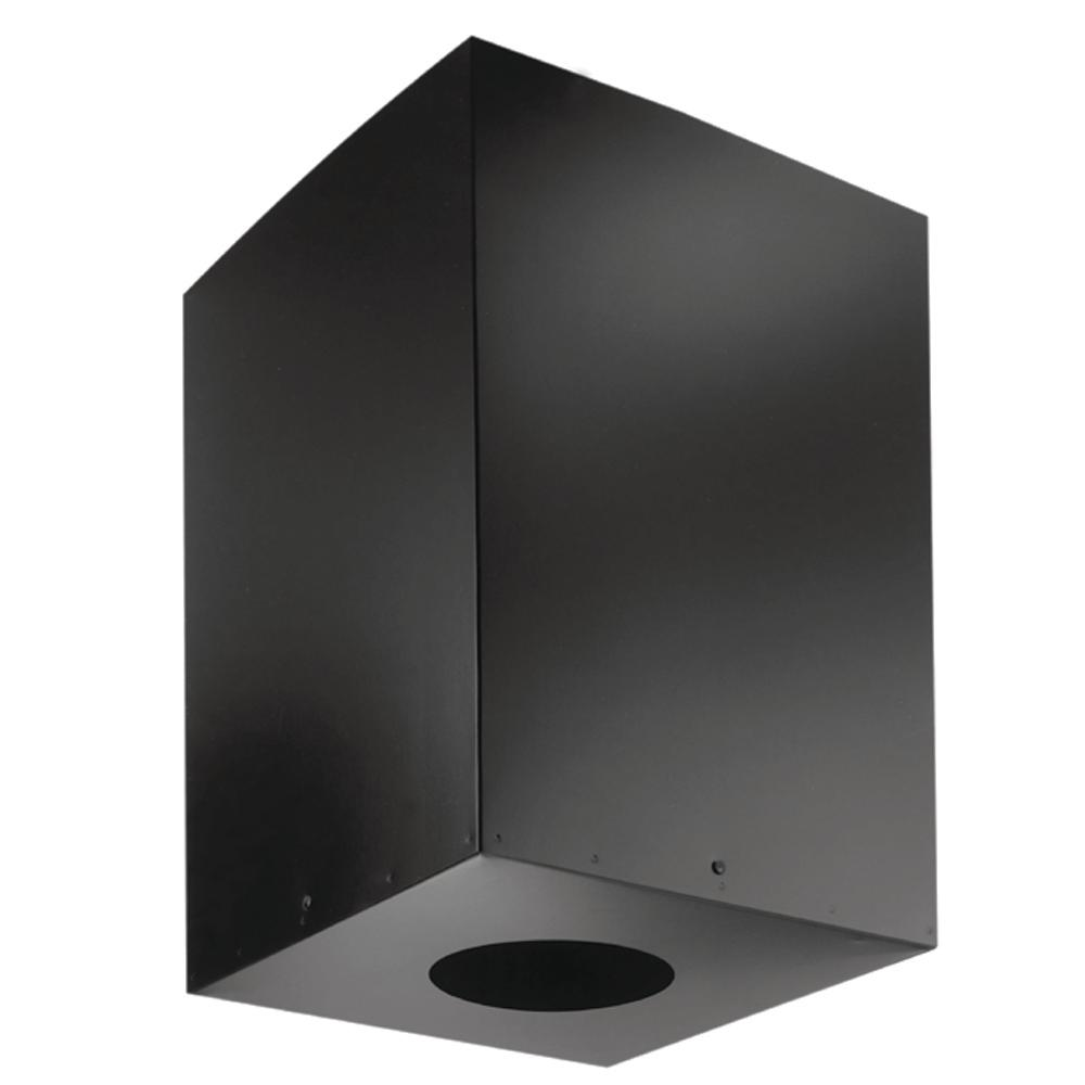 DuraVent PelletVent 4 in. Cathedral Support Box-4PVL-CS - The Home Depot