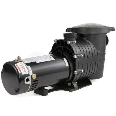 1.5 HP In-Ground Pool Pump Single Speed 115/230-Volt Dual Watt