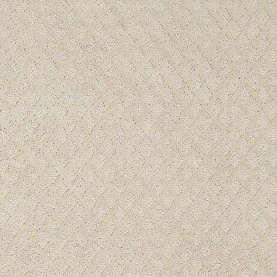 Charm Square - Color Snow Fall Pattern 12 ft. Carpet