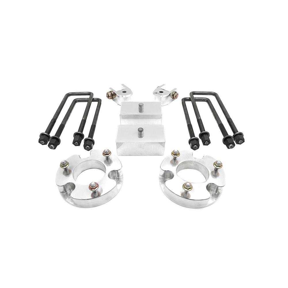 16-18 Nissan Titan XD RWD/4WD SST Lift Kit 3.0in Front 2.0in Rear