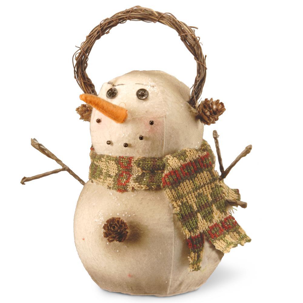 9.5 in. Snowman Decoration