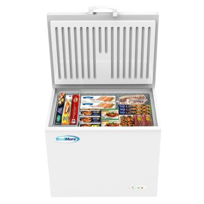 10 cu. ft. Manual Defrost Commercial Chest Freezer in White