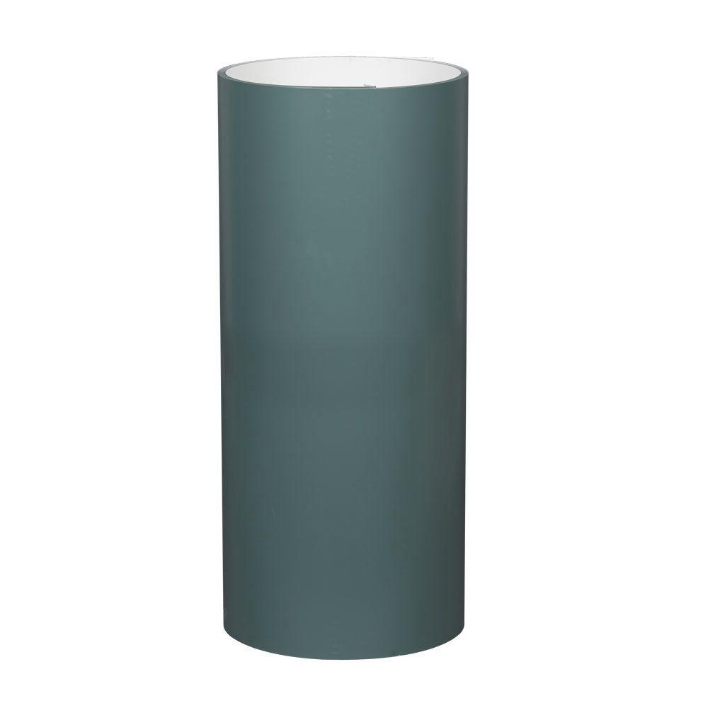 Amerimax Home Products 24 in. x 50 ft. PVC Ivy Green Trim Coil