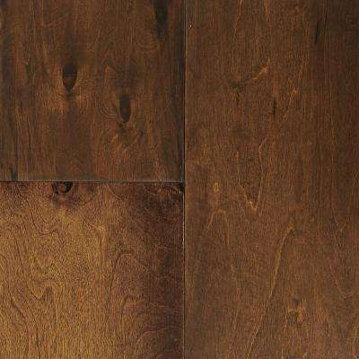 Take Home Sample - Balmoral Birch Engineered Click Hardwood Flooring - 6-1/2 in. x 7 in.