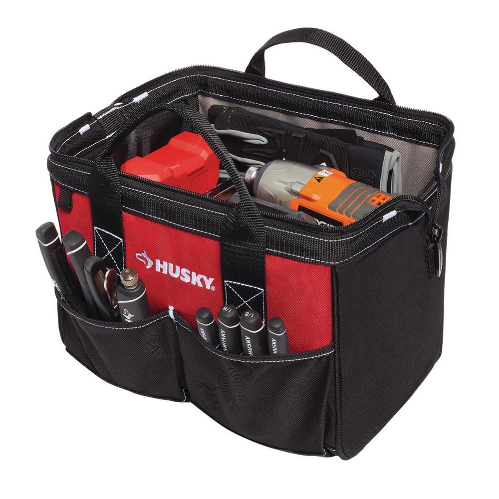 Husky 12 In Tool Bag 82176n17 The