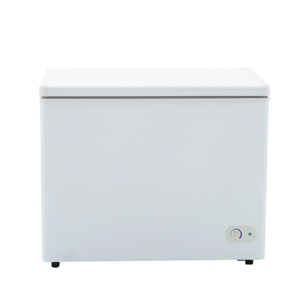 7.2 cu. ft. Chest Freezer in White