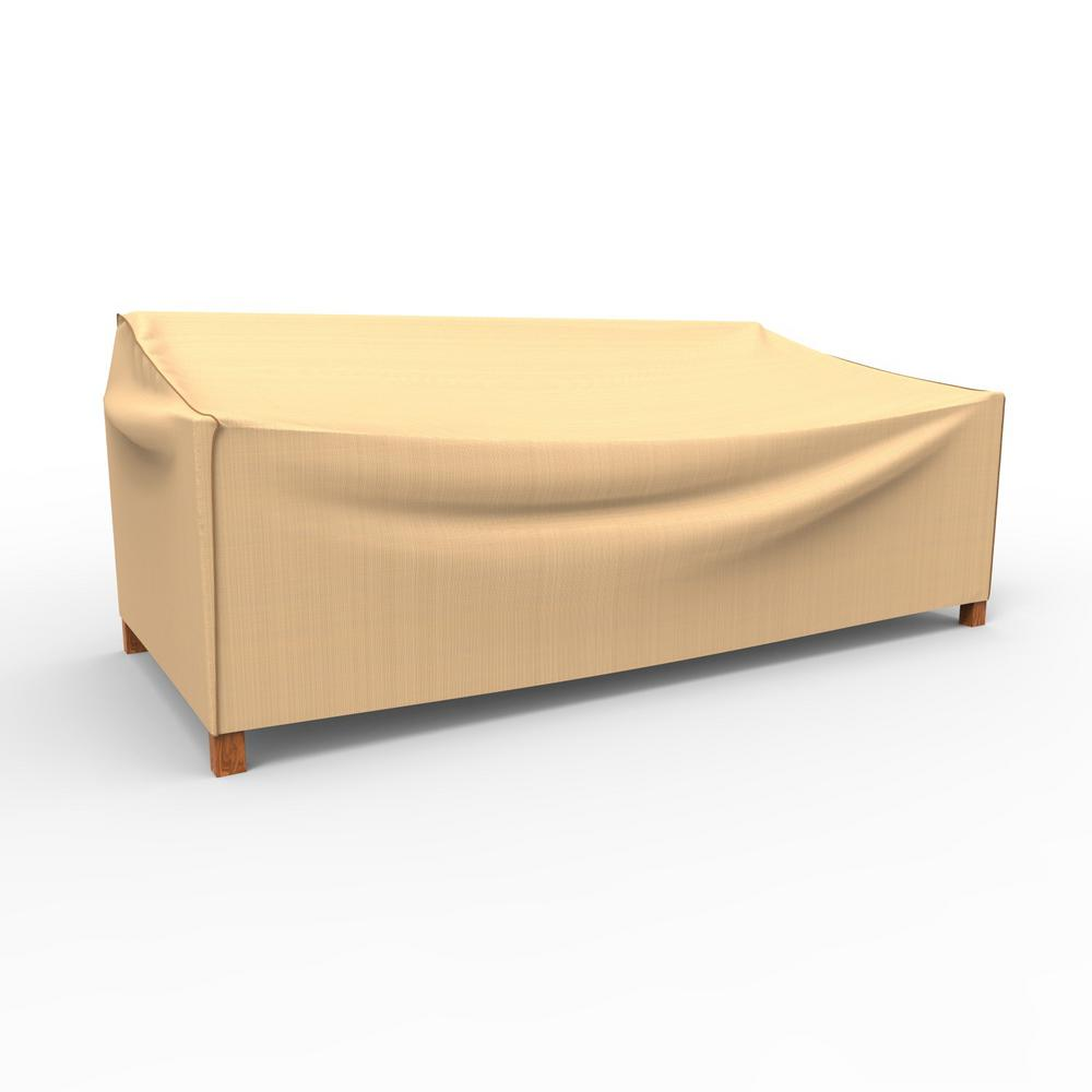 Budge Chelsea Extra Large Patio Loveseat Covers P3w03tn1 The Home Depot