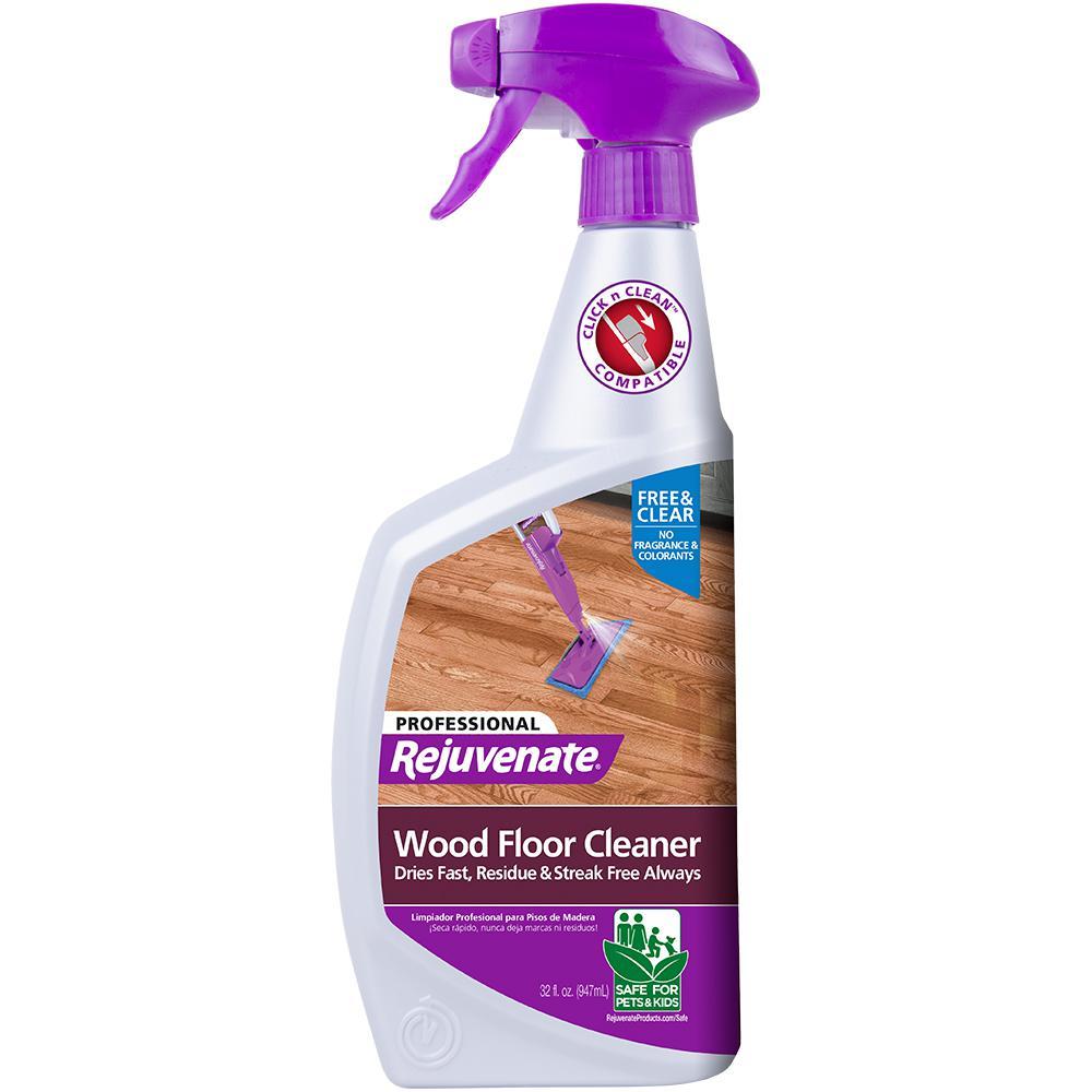 Professional 32 oz. Hardwood Floor Cleaner