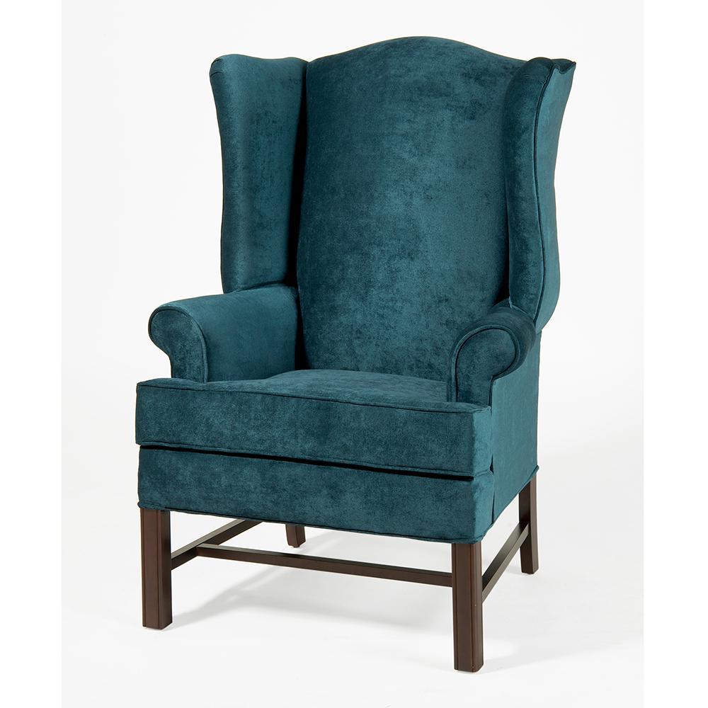 Chippendale Elizabeth Ocean Wing Chair