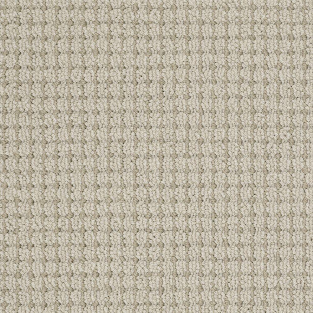 Martha Stewart Living Gloucester Hill - Color Flagstone 6 in. x 9 in. Take Home Carpet Sample