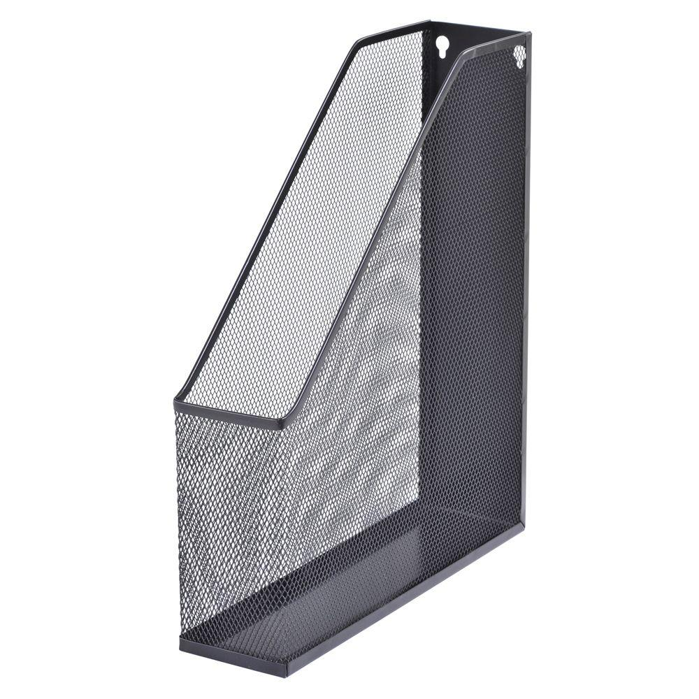 Buddy Products Single Mesh Desk Organizer-ZD019-4 - The Home Depot