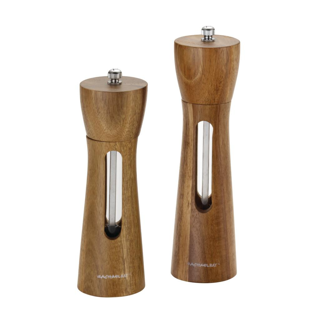 20c2733a930 Rachael Ray Tools and Gadgets Salt   Pepper Mill-56523 - The Home Depot