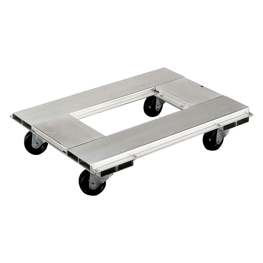 900 lb. Capacity 21 in. x 30 in. Caster Dolly with