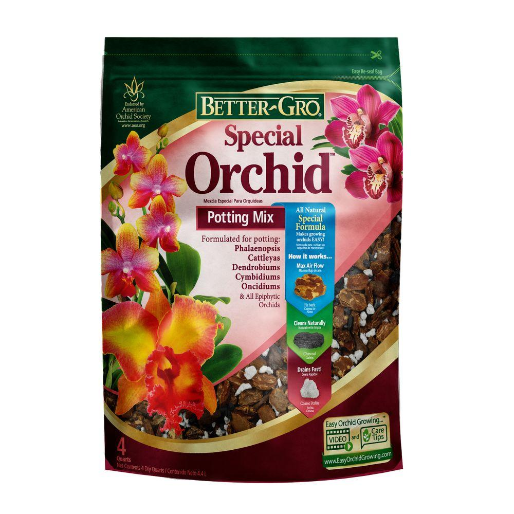 Better-Gro 4 Qt. Special Orchid Mix