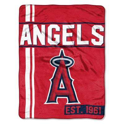 Angels Multi Color Polyester Walk off Micro