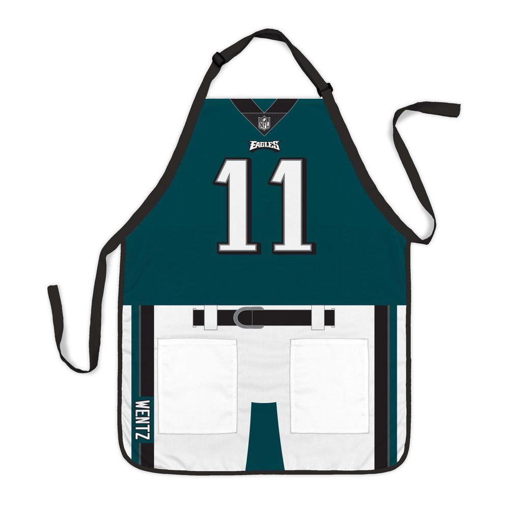 best sneakers de623 d649c Party Animal Carson Wentz Philadelphia Eagles NFL Jersey Apron