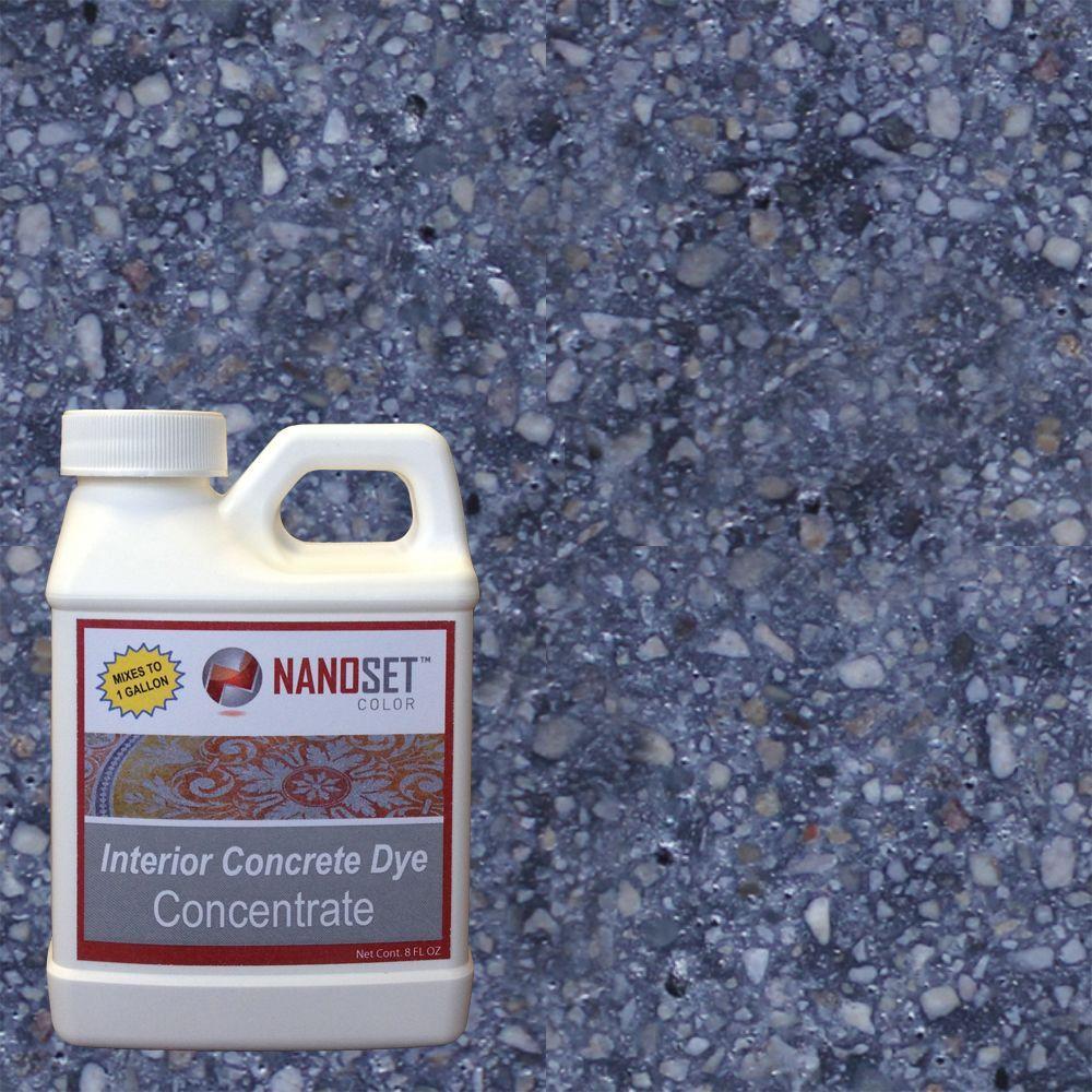 NanoSet Color 8-oz. Montana Interior Concrete Dye Stain Concentrate