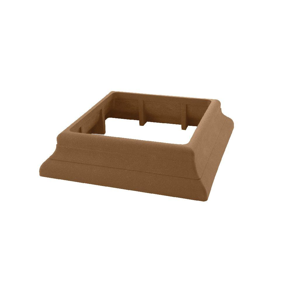 Vantage 5-1/2 in. x 5-1/2 in. Bridle Composite Beveled Post Trim