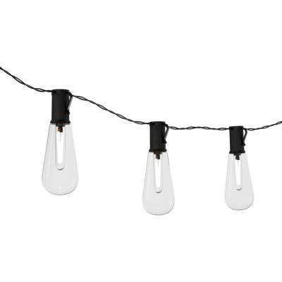 fd422194dcf24 Solar - String Lights - Outdoor Lighting - The Home Depot