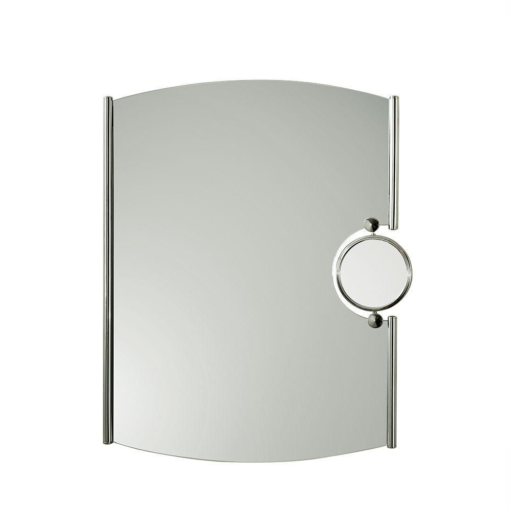 Garrido Bros. & Co. 24 in. W x 30 in. H Bi-View Framed Bathroom ...
