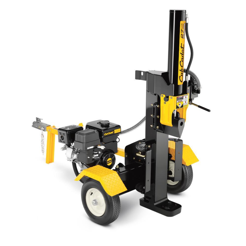 27-Ton 272cc Gas Log Splitter
