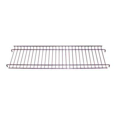 26 in. x 7 in. Stainless Steel Warming Rack