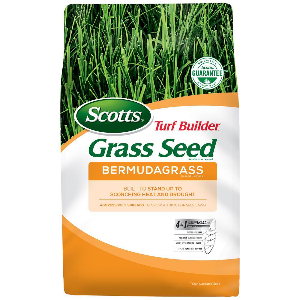 ddd4304f33b Scotts 5 lb. Turf Builder Grass Seed Bermuda-18353 - The Home Depot