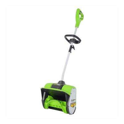 12 in  8 Amp Electric Snow Blower Shovel