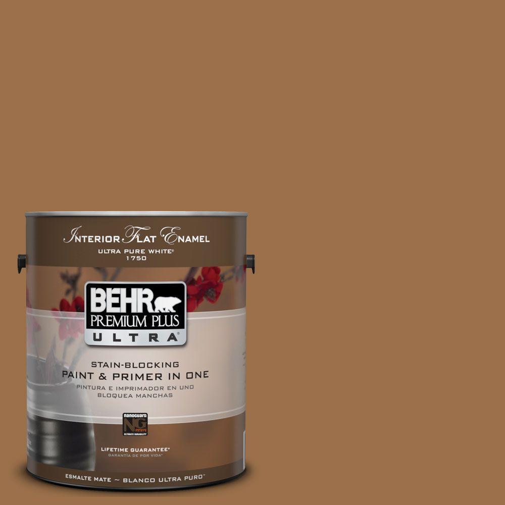 #UL150 17 Olympic Bronze Matte Interior Paint
