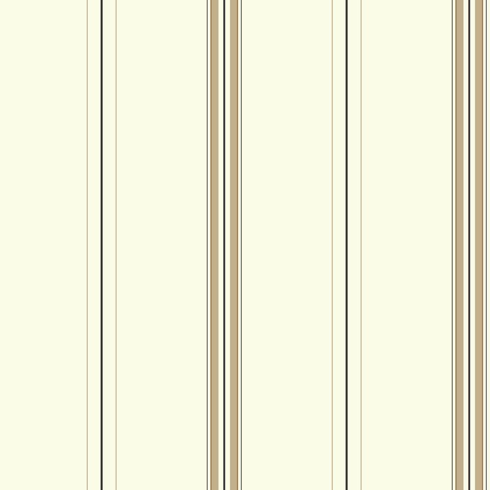 York Wallcoverings Waverly Stripes Harper Stripe Wallpaper ...